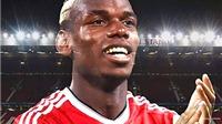 Vụ chuyển nhượng thế kỷ: Mừng anh trở lại, Paul Pogba!
