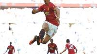 ĐIỂM NHẤN Siêu Cúp Anh: 'Cú Zlatan' từ Ibra và cơn khát Pogba của Man United