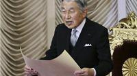 Đón chờ video Nhật hoàng công bố ý định truyền ngôi vào chiều nay