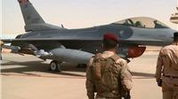 'Tậu' thêm phi đội F-16 của Mỹ, không quân Iraq như hổ thêm cánh