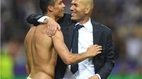 1h45 ngày 10/8, Real Madrid - Sevilla: Không Ronaldo nhưng vẫn còn Zidane!