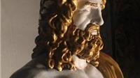 Tái dựng bức tượng thần Zeus cổ bằng ngà voi và vàng nhờ công nghệ 3D