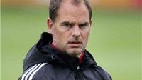 CHÍNH THỨC: De Boer trở thành tân HLV của Inter Milan