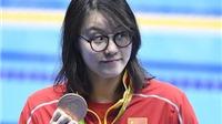 Phản ứng của VĐV bơi lội Trung Quốc khi bất ngờ giành huy chương gây sốt