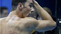 Vì sao Michael Phelps và VĐV Mỹ mê... giác hơi?