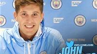 John Stones gia nhập Man City: Mảnh ghép cuối cùng của Guardiola