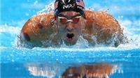 Chiến thắng ở nội dung 4x200m tự do, Michael Phelps có HCV Olympic thứ 21
