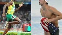 Usain Bolt và Michael Phelps, ai mới là VĐV vĩ đại nhất của Olympic?