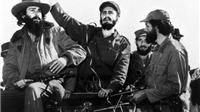 Lãnh tụ Cuba Fidel Castro sinh nhật 90 tuổi: Không bao giờ sợ hãi
