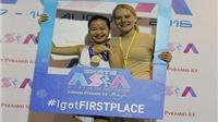 Vinpearl Land đưa HCV đầu tiên tại Giải trượt băng Châu Á về cho thể thao Việt Nam