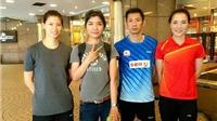 Tiến Minh – Vũ Thị Trang và chuyện hai năm 'yêu giấu'