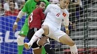Tuấn Anh không muốn so sánh với Pirlo, Futsal Việt Nam thua đậm Ai Cập