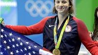 Chùm ảnh chứng tỏ sự thống trị tuyệt đối của Katie Ledecky ở cự ly 800m tự do