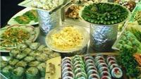 Thực phẩm chay 'đắt khách' mùa Vu Lan