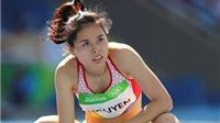 Vòng loại 400m rào: Nguyễn Thị Huyền không thể tạo bất ngờ