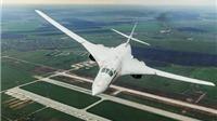 Siêu máy bay quân sự Tu-160M2 của Nga vượt tầm mọi hệ thống phòng không