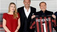 Cựu Chủ tịch Berlusconi muốn làm HLV... AC Milan