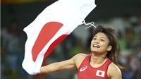 Nữ đô vật Nhật Bản xin lỗi khán giả dù giành HCV để lập kỷ lục để đời
