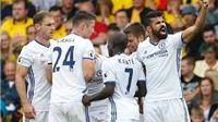 ĐIỂM NHẤN: Chelsea 'đau tim' vì hàng thủ. Fabregas, Batshuayi chứng tỏ Conte sai lầm.