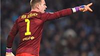 Vị trí thủ môn Barca: Thời cơ của Ter Stegen