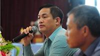 Vấn đề nhân sự của đoàn thể thao Việt Nam