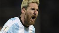 Argentia 1-0 Uruguay: Messi trở lại HOÀN HẢO, Argentina thắng với 10 người