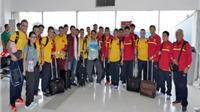 ĐT futsal Việt Nam trong ngày đầu tiên ở Colombia