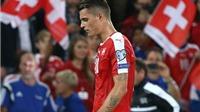 Tân binh đắt giá của Arsenal nhận thẻ đỏ ngớ ngẩn ở vòng loại World Cup