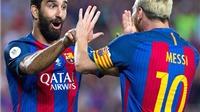 Barca: Không Neymar, đã có Turan. Không Messi, vẫn còn Turan!