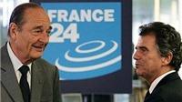 Kênh truyền hình France 24 được cấp phép hoạt động tại Việt Nam