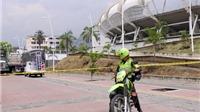 Tuyển futsal Việt Nam được bảo vệ nghiêm ngặt