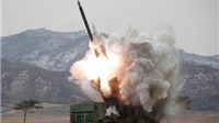 Nhật - Mỹ - Hàn họp trực tuyến về tên lửa Triều Tiên