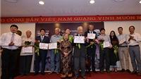 Giải Bùi Xuân Phái - Vì Tình yêu Hà Nội lần 9 - 2016: Danh sách đề cử & Kết quả giải thưởng