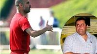 Người đại diện của Ibrahimovic: 'Guardiola còn không dám ngồi cạnh tôi'