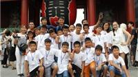 Những trải nghiệm ấn tượng cùng Trại hè bóng đá thiếu niên Toyota 2016