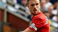 Henderson: 'Mùa trước thì không nhưng mùa này, tôi tin mình đủ sức làm đội trưởng'