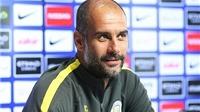 Pep Guardiola TIẾT LỘ người thay thế Sergio Aguero ở derby Manchester