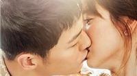 Làm kỷ niệm chương nụ hôn của Song Joong Ki và Song Hye Kyo