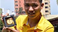 Minh Trí, Văn Vũ lên sóng FIFA TV