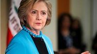 Bầu cử Mỹ 2016: Bà Hillary Clinton tuyên bố trở lại 'đường đua' trong vài ngày tới
