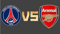 Xem trực tiếp trận PSG - Arsenal (01h45,14/9)