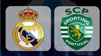 Xem trực tiếp trận Real Madrid - Sporting Lisbon (01h45,15/9)