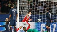 ĐIỂM NHẤN PSG 1-1 Arsenal: Cavani vẫn kém ở trận lớn, Arsenal đáng khen ngợi về tinh thần