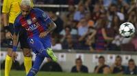 Neymar lập kỷ lục vô tiền khoáng hậu ở Champions League