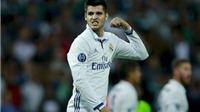 Real Madrid 2-1 Sporting: Ronaldo, Morata lập công, Real ngược dòng cực kỳ nghẹt thở