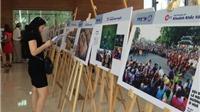 Giải Khoảnh khắc Vàng: Bộ ảnh về lũ cuốn ở Lào Cai đoạt Huy chương Vàng