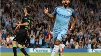 Đội hình tiêu biểu lượt đầu vòng bảng Champions League: Messi, Aguero che mờ tất cả