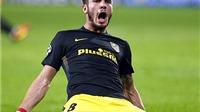 21h15, 17/9, Atletico - Sporting Gijon: Đây, viên ngọc Saul Niguez!