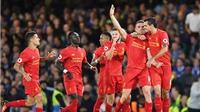 ĐIỂM NHẤN Chelsea 1-2 Liverpool: Đá tấn công, Liverpool cực đáng sợ. Costa đã lấy lại phong độ tốt nhất