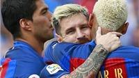 ĐIỂM NHẤN Leganes 1–5 Barca: Suarez và Messi quá khủng khiếp. Barca nguy hiểm từ mọi hướng